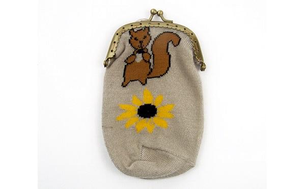 Tutorial: Sock frame purse