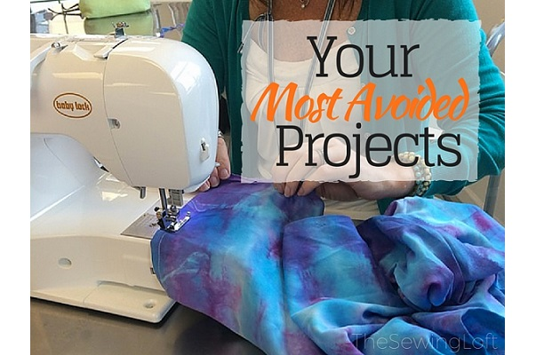 5 sewing projects most of us avoid
