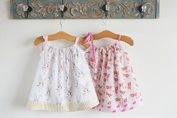 Tutorial: Pillowcase dress
