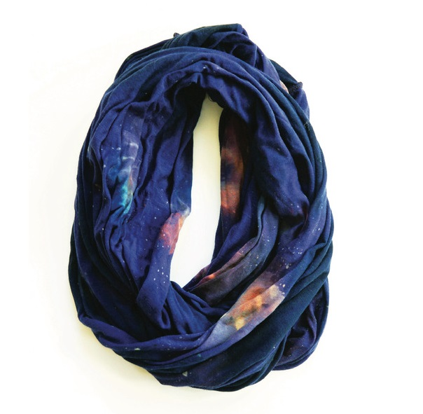 Tutorial: Galaxy infinity scarf