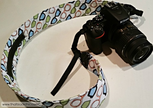 Tutorial: Make a new strap for your camera