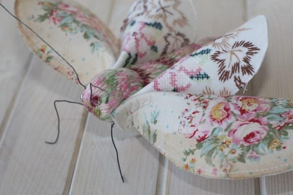 Free Pattern Fabric Moth Sewing