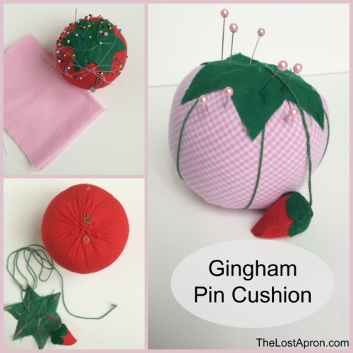 Tutorial: Give a fresh new look to your tomato pincushion