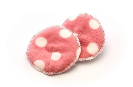 Tutorial: Reusable breast pads for breastfeeding mamas