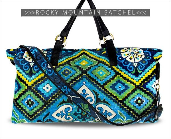 Tutorial: Rocky Mountain Satchel