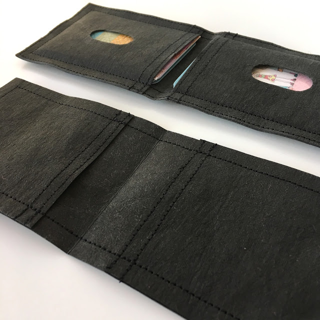 Tutorial: Simple card holder wallet