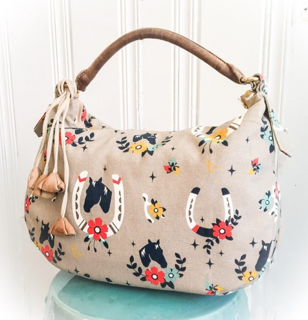 Free pattern: Lauren Bag