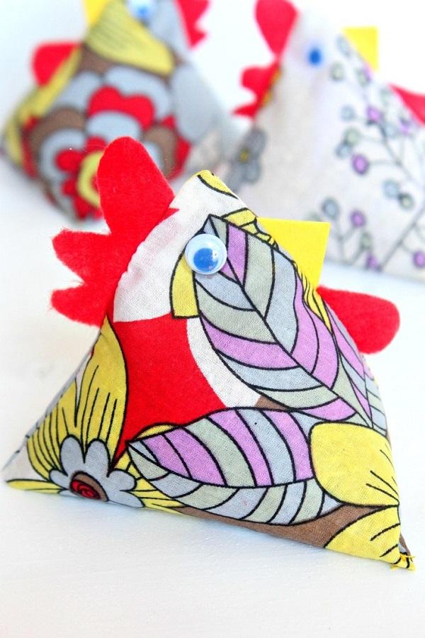 Tutorial: Chicken pattern weights