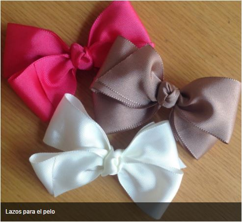Tutorial: How to make a hairbow