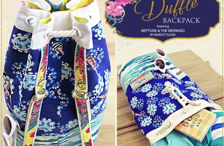 Tutorial: Beach Duffle Backpack