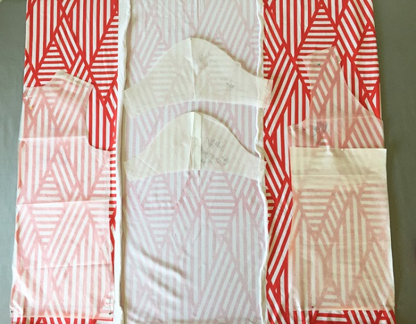 Tips for laying out a sewing pattern to get the most from for Most popular fabric patterns