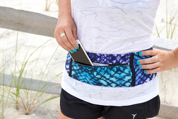 Tutorial: Sew a running band phone pocket