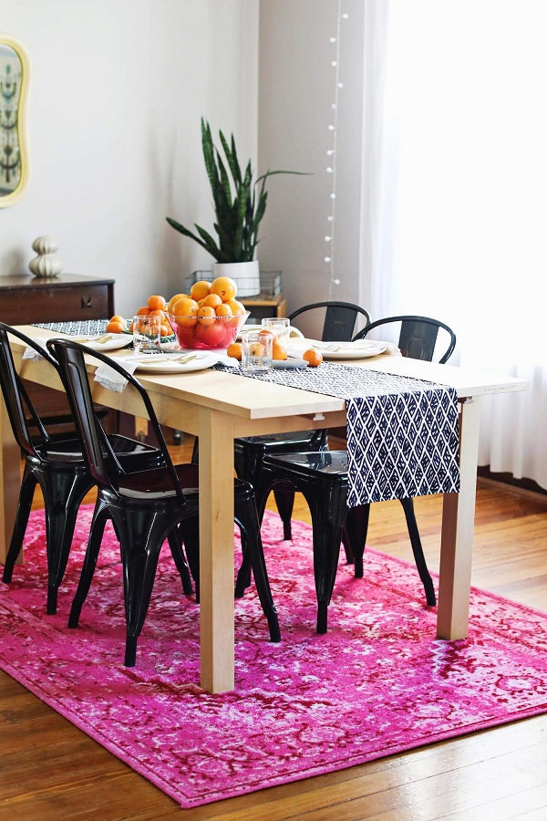Tutorial: Simple table runner