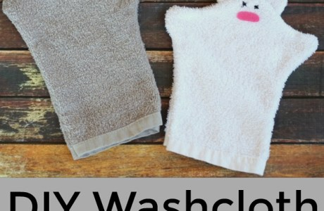 Tutorial: Animal puppet bath mitts