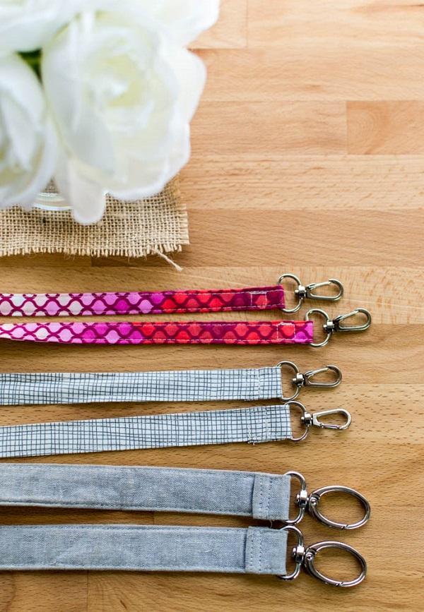 Tutorial: Easy bag straps that are removable