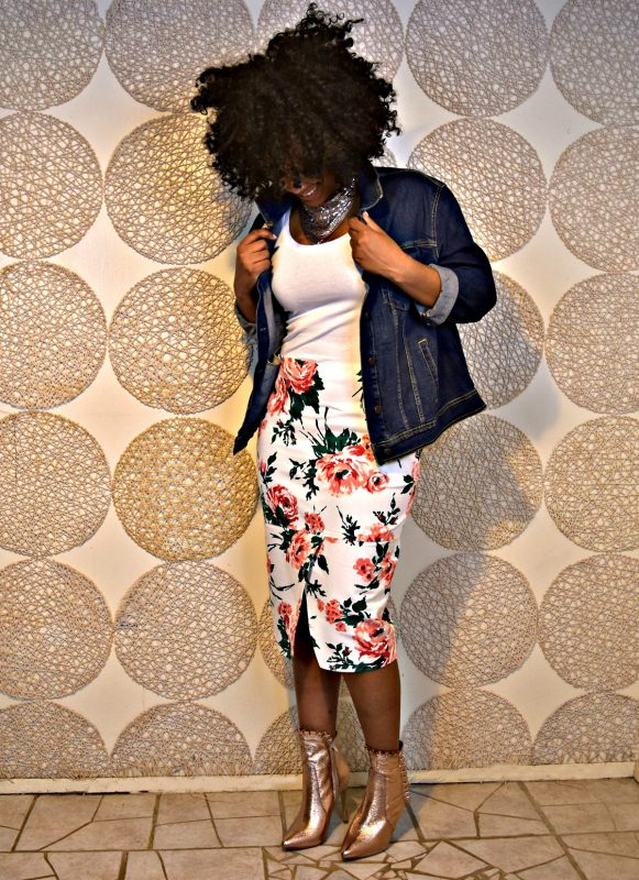 Sewing tutorial: Add a kick pleat when sewing a skirt