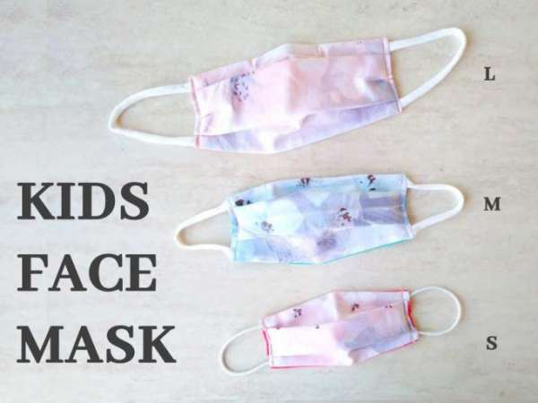 DIY Kids Mask Free Sewing Tutorial