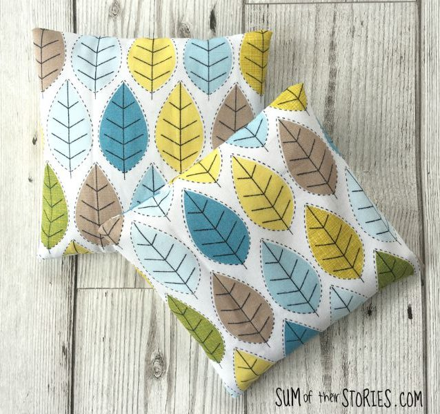 DIY Hand Warmers with Removable Covers - Sewing Tutorial