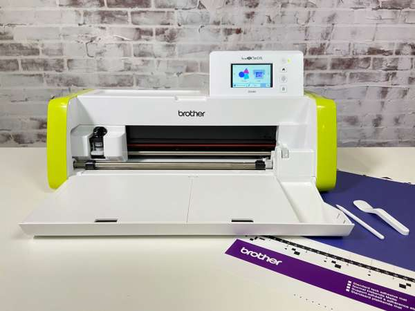 Customize Your Sewing and Crafts with Brother ScanNCut DX SDX85