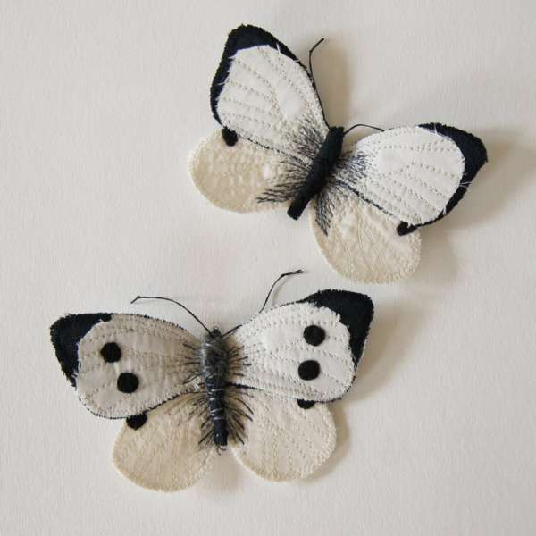 Beautiful Fabric Butterfly PDF Sewing Pattern