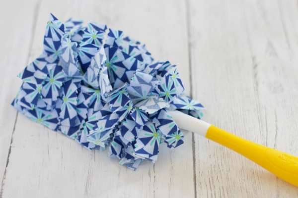 DIY Reusable Swiffer Duster Cloth - Easy Sewing Tutorial