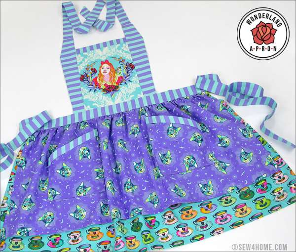 Double Layer Apron - DIY Sewing Tutorial