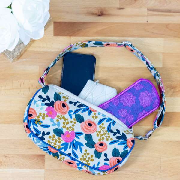Sew an Adorable Small Purse - Free Sewing Pattern