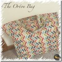 My Thoughts on Making the Orton Bag