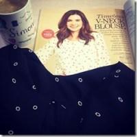 Chelsea Blouse #magazinemakes