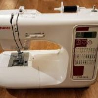 Review of My Janome CXL301 Sewing Machine