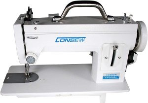 Consew CP206RL Industrial Sewing Machine Review
