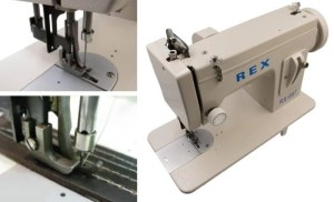 REX 607 Industrial Walking Foot Sewing Machine Review
