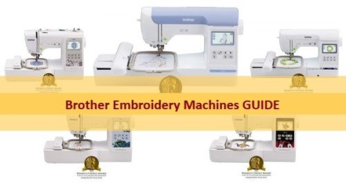 Brother Embroidery Machines Guide