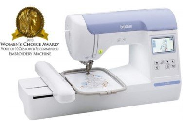 Brother PE800 Embroidery Only Machine Best Review