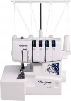 Brother Serger DZ1234 Machine