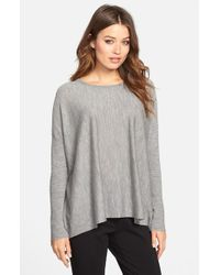 Eileen Fisher Boxy top for inspiration