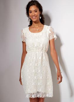 McCalls 7530 easy dress