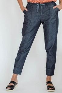 Moji by Seamwork for slouchy pants