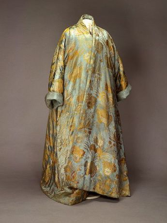 1710 - 1720 Peter the Great Dressing Gown - Banyon