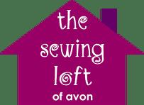 The Sewing Loft of Avon logo