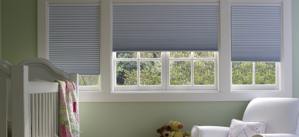 Alta Honeycomb Window Shades