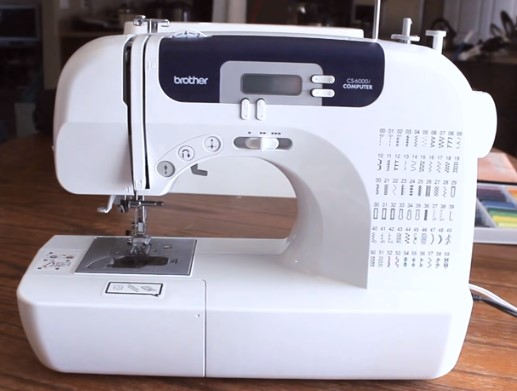 Brother CS6000I Reviews sewingmachineopinions.com