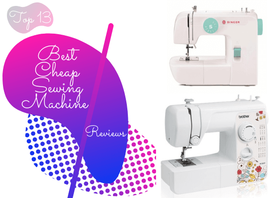 Cheap sewing machines