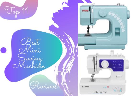best mini sewing machine reviews