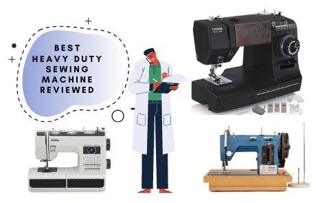 9 Best Handheld Sewing Machine Reviews 2021