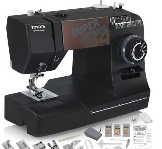 Toyota J34 Super Jeans Heavy Duty Sewing Machine