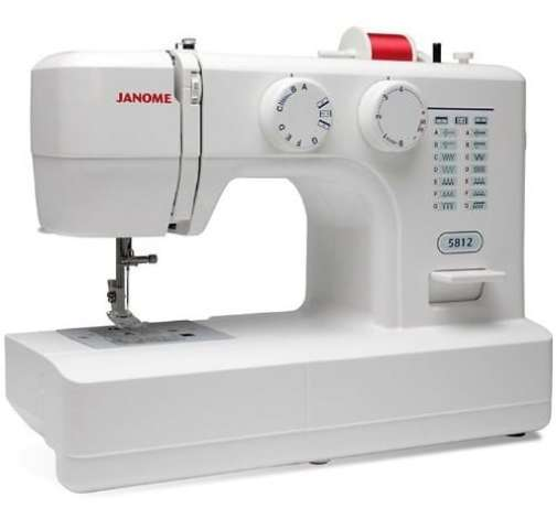 http://www.amazon.com/Janome-0015812-5812-Sewing-Machine/dp/B00KXPRLVS/ref=sr_1_1?ie=UTF8&qid=1442772370&sr=8-1&keywords=Janome+5812+Sewing+Machine