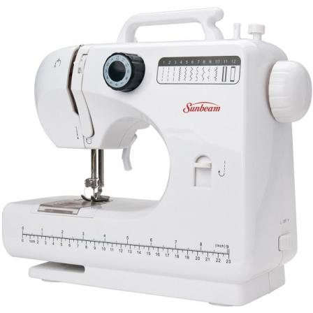 sunbeam-sb-1800-compact-sewing-machine-4-step-button-holes-and-12-stitches