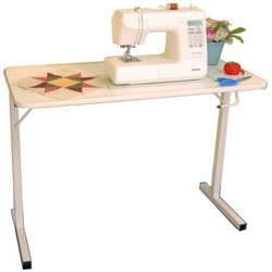Arrow Sewing Cabinets 601 Gidget I , Sewing Table, White