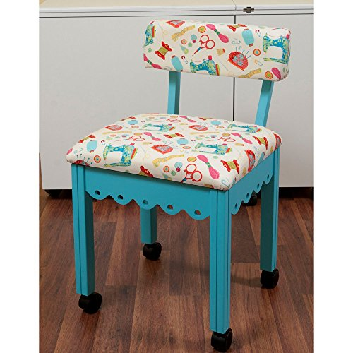 Arrow Sewing Print Material Sewing Chair
